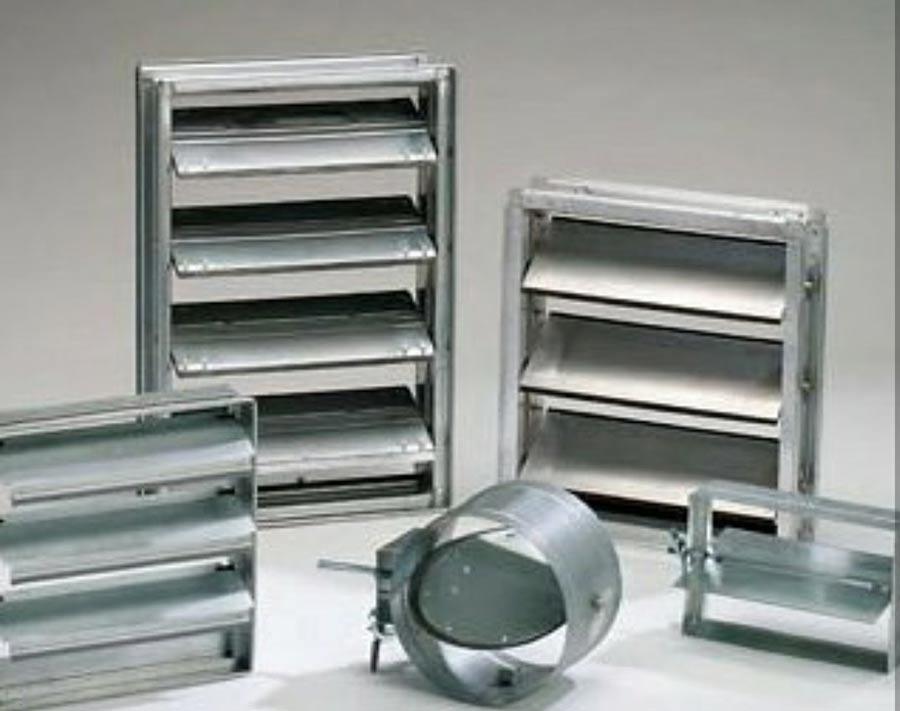 دمپر هوا و موارد کاربرد آن چیست؟